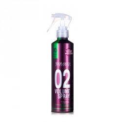 Volume Spray 02 Cabellos Blancos